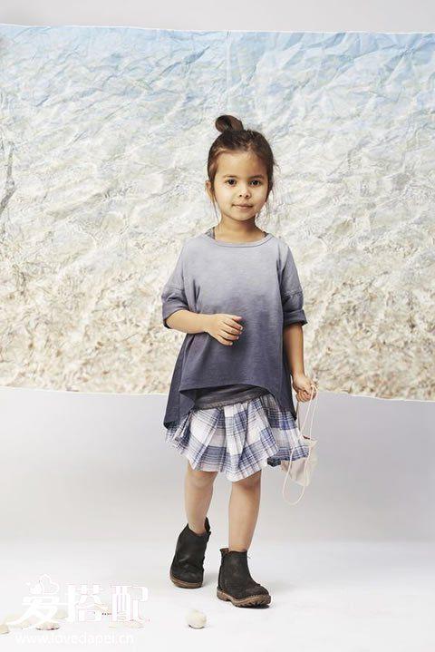 春季小女孩穿衣搭配